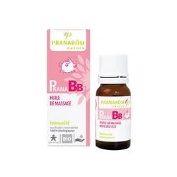 Huile de massage immunité (10 ml)