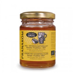 Honing - Natuurlijke weerstand (100 ml)